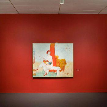 Florine Stettheimer: Painting Poetry @The Jewish Museum, New York  - GalleriesNow.net