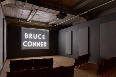 From GalleriesNow.net - Bruce Conner: A MOVIE @Thomas Dane Gallery, London West End