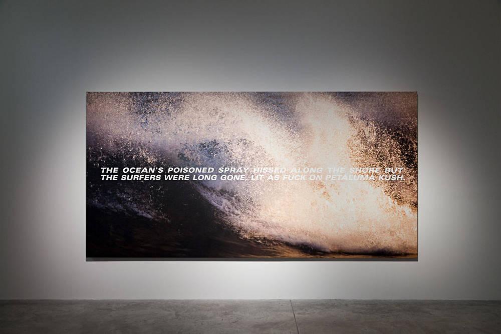 Almine Rech Gallery Alex Israel 5