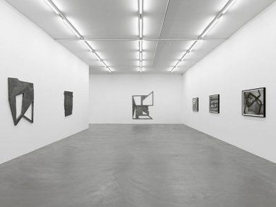 From GalleriesNow.net - Wyatt Kahn @Galerie Eva Presenhuber, Löwenbräu Areal, Zürich
