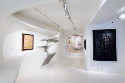 From GalleriesNow.net - 20th Century Masters @Galerie Gmurzynska Zürich, Paradeplatz, Zürich
