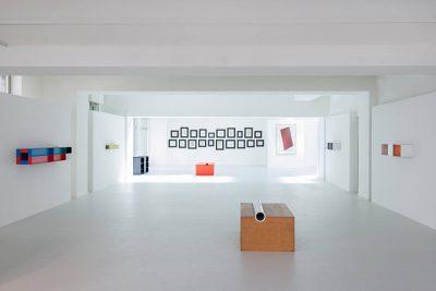 From GalleriesNow.net - JUDD / MALEVICH @Galerie Gmurzynska Zürich, Talstrasse, Zürich