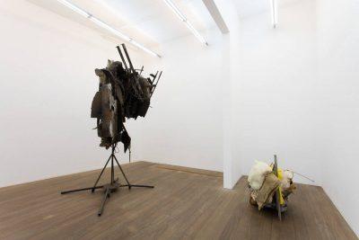 From GalleriesNow.net - Peter Buggenhout: Pas éléphant @Galerie Laurent Godin, Paris