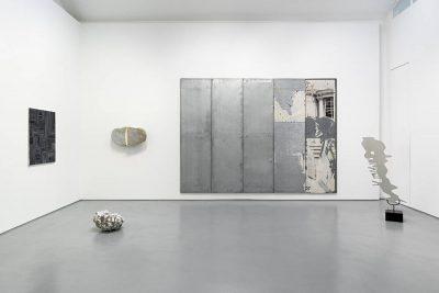 From GalleriesNow.net - Matière Grise @Galerie Max Hetzler, r. du Temple, Paris