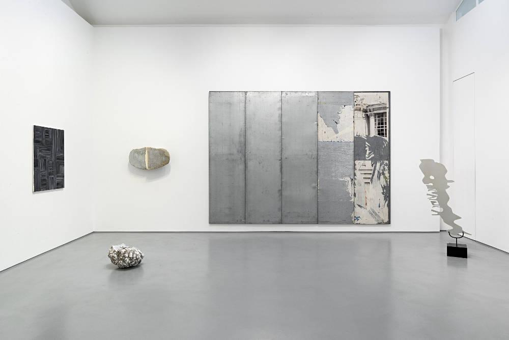 Galerie Max Hetzler Paris Matiere Grise 1