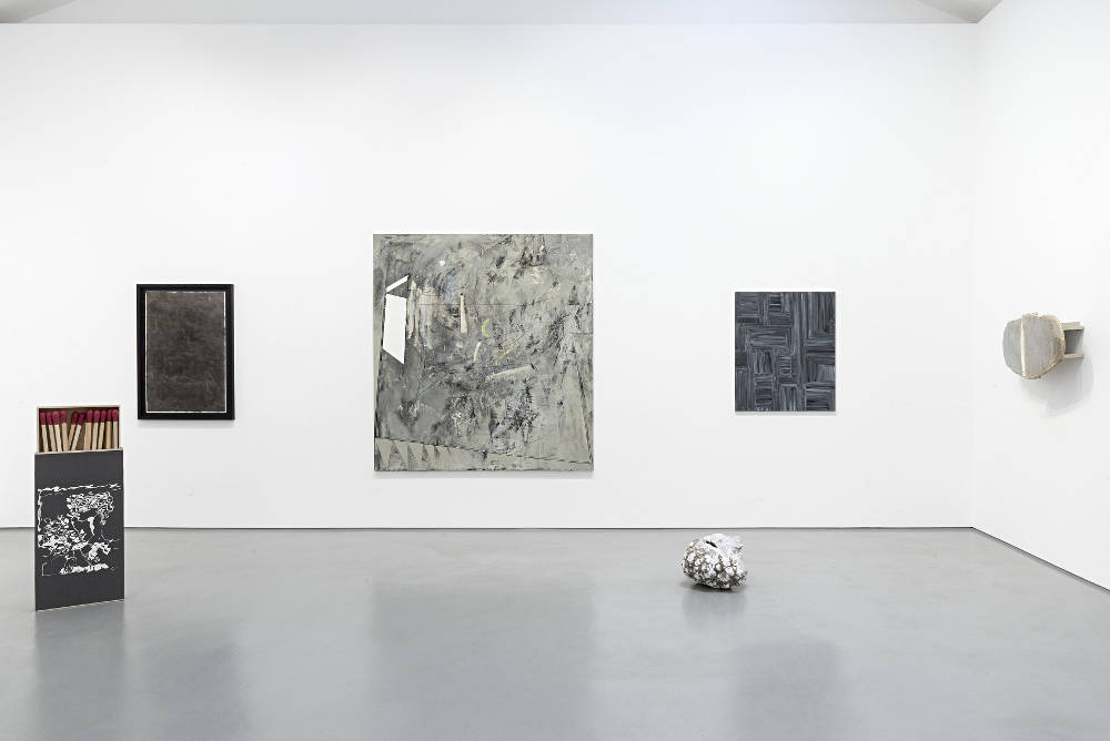 Galerie Max Hetzler Paris Matiere Grise 2