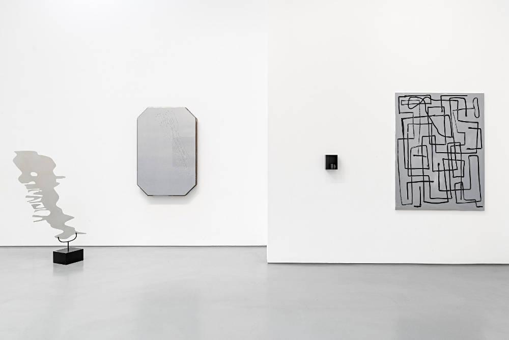 Galerie Max Hetzler Paris Matiere Grise 3