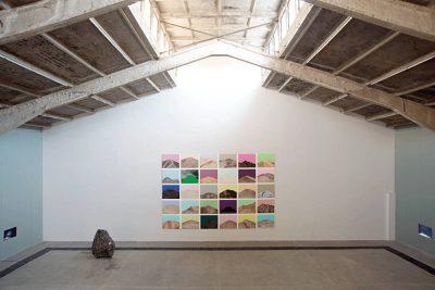From GalleriesNow.net - Zhuang Hui: Qilian Range @Galleria Continua Beijing, Beijing