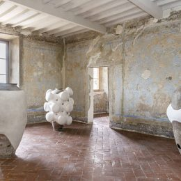 Subodh Gupta: In This Vessel Lies the Philosopher's Stone @Galleria Continua San Gimignano, Siena  - GalleriesNow.net