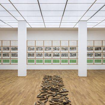 Hanne Darboven. Correspondences @Hamburger Bahnhof - Museum fur Gegenwart, Berlin  - GalleriesNow.net