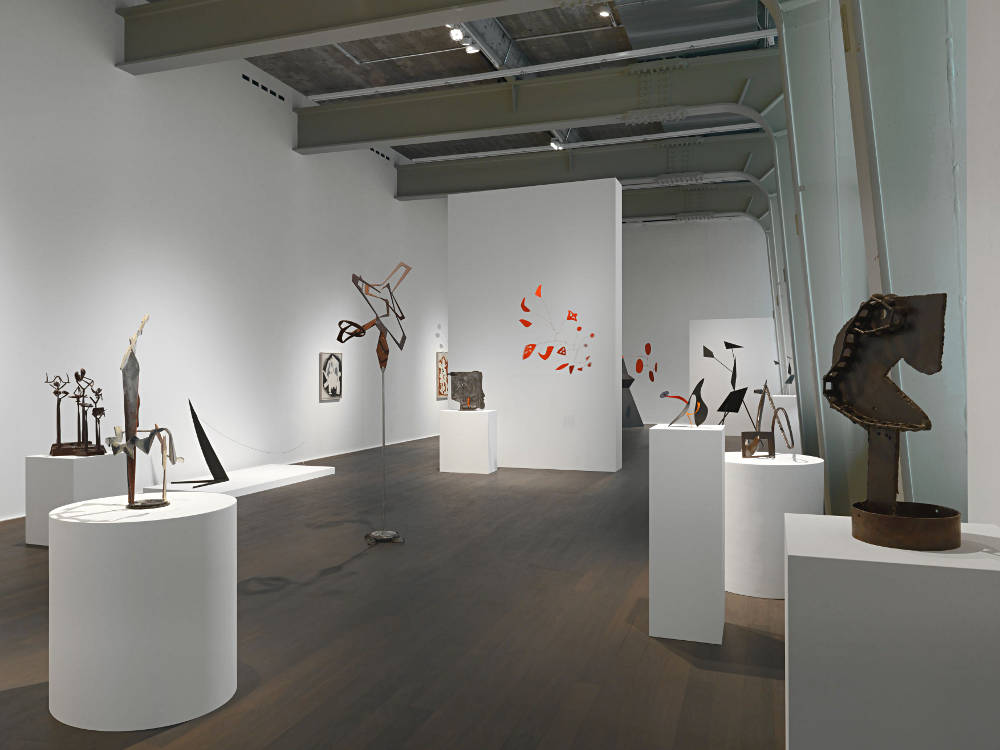 Bo Young Song picks Alexander Calder / David Smith on GalleriesNow