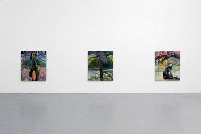 From GalleriesNow.net - Che Lovelace @Galerie Hussenot, Paris