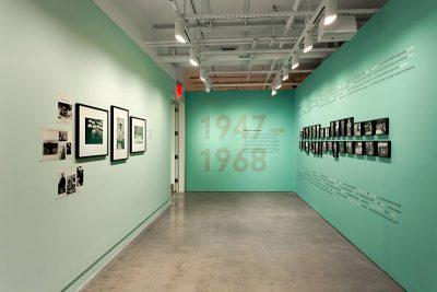 From GalleriesNow.net - Magnum Manifesto @International Center of Photography (ICP) Museum, New York