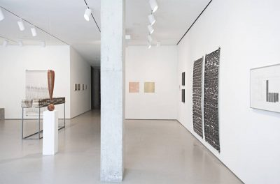 From GalleriesNow.net - Sites of Knowledge @Jane Lombard Gallery, New York