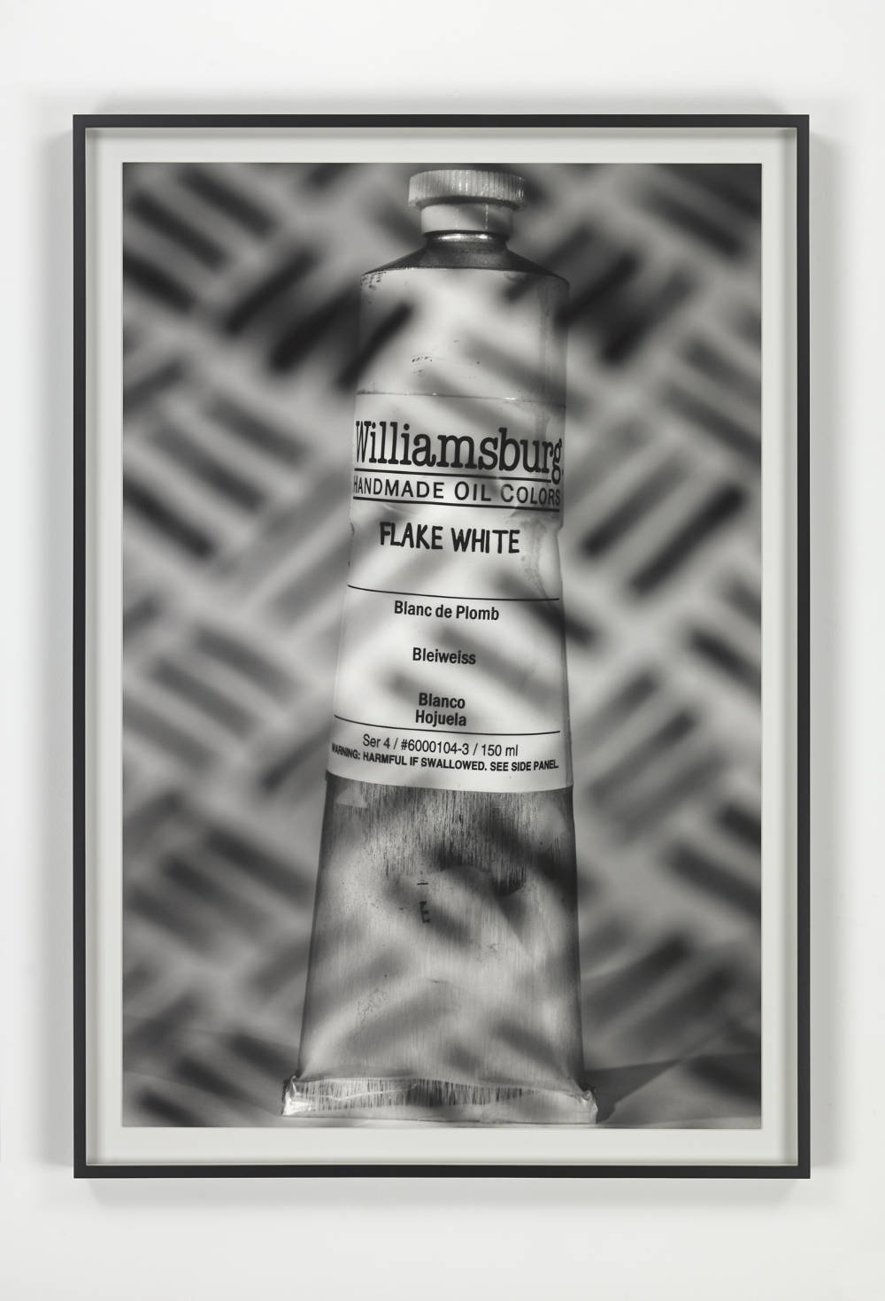WYATT KAHN, Untitled, 2017. Silver gelatin print, framed. Sheet 101 x 67 cm / 39 3/4 x 26 3/8 inches Frame 108.5 x 74.5 cm / 42 3/4 x 29 3/8 inches
