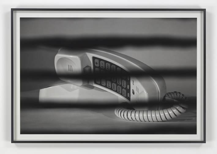 WYATT KAHN, Untitled, 2017. Silver gelatin print, framed. Sheet 67 x 101 cm / 26 3/8 x 39 3/4 inches Frame 74.5 x 108.5 cm / 29 3/8 x 42 3/4 inches