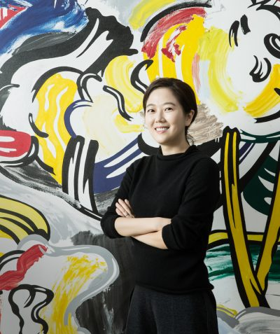 Kukje Gallery's Bo Young Song