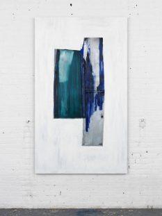 From GalleriesNow.net - Erik Lindman @Almine Rech Gallery New York, New York
