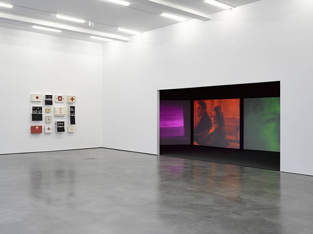 Lisson Gallery New York Susan Hiller 2
