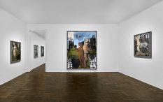 From GalleriesNow.net - Markus Lüpertz: New Paintings @Michael Werner, Upper East Side, New York