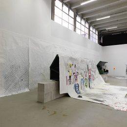 Gareth Nyandoro: Stall(s) of Fame @Palais de Tokyo, Paris  - GalleriesNow.net