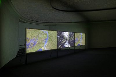 From GalleriesNow.net - Taloi Havini: Habitat @Palais de Tokyo, Paris