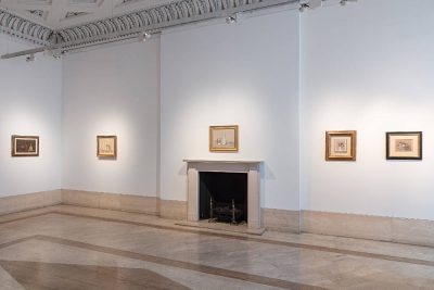 From GalleriesNow.net - Giorgio Morandi @Robilant + Voena, London, London