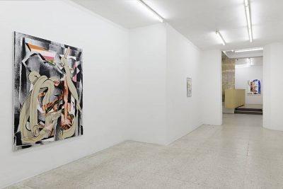 From GalleriesNow.net - Laurent Proux: Line-off ceremony @Semiose, Paris