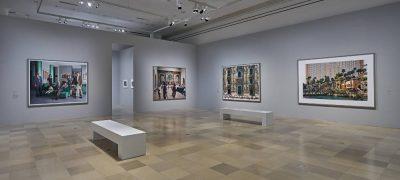 From GalleriesNow.net - Photographs Become Pictures. The Becher Class @Städel Museum, Frankfurt