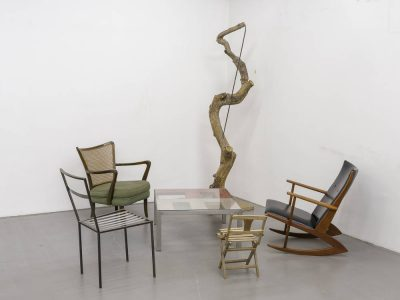 From GalleriesNow.net - Haegue Yang: VIP's Union @Kunsthaus Graz, Graz