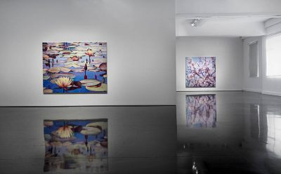 From GalleriesNow.net - Tim Maguire: The Floating World @Tolarno Galleries, Melbourne