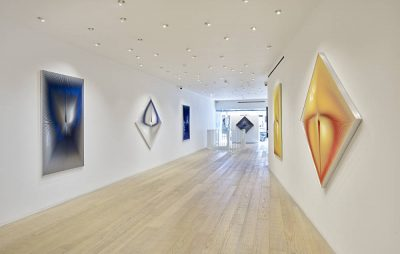 From GalleriesNow.net - Alberto Biasi @Tornabuoni Art London, London West End