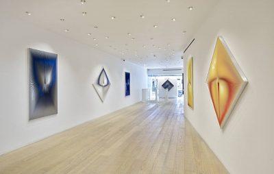 From GalleriesNow.net - Alberto Biasi @Tornabuoni Art London, London