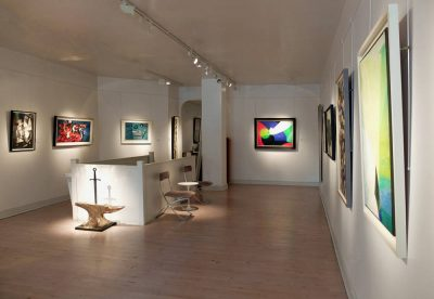 From GalleriesNow.net - Trans-Channel Crossing UK/EU @Whitford Fine Art, London