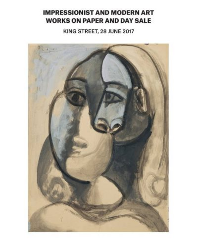 From GalleriesNow.net - Impressionist and Modern Works on Paper @Christie's London, King Street, London West End