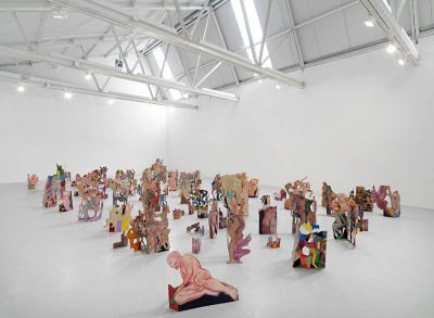 From GalleriesNow.net - Anne Ryan: A Barbarian at the Gate @greengrassi, London