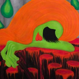 Zabludowicz Collection Invites: Rebecca Ackroyd @Zabludowicz Collection, London  - GalleriesNow.net