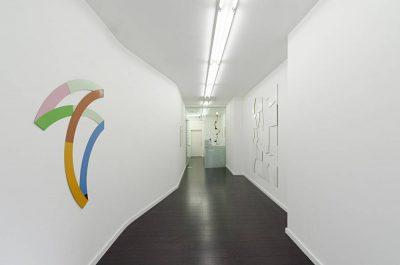 From GalleriesNow.net - Breaking Geometries @Bartha Contemporary, London West End