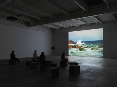 From GalleriesNow.net - James Welling: Seascape @David Zwirner 19th St, New York Chelsea