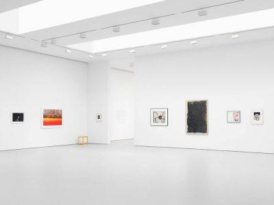 From GalleriesNow.net - Thread Benefit Exhibition @David Zwirner 19th St, New York Chelsea
