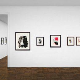 Don Van Vliet: Works on Paper @Michael Werner, Upper East Side, New York  - GalleriesNow.net