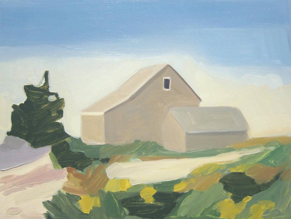 Maureen Gallace at MoMA PS1