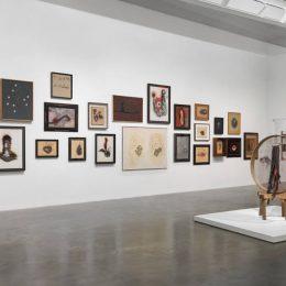Carol Rama: Antibodies @New Museum, New York  - GalleriesNow.net