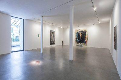 From GalleriesNow.net - Matthieu Ronsse: L'amour dans les cordes, dans un cadre plus ou moins érotique @VNH Gallery, Paris