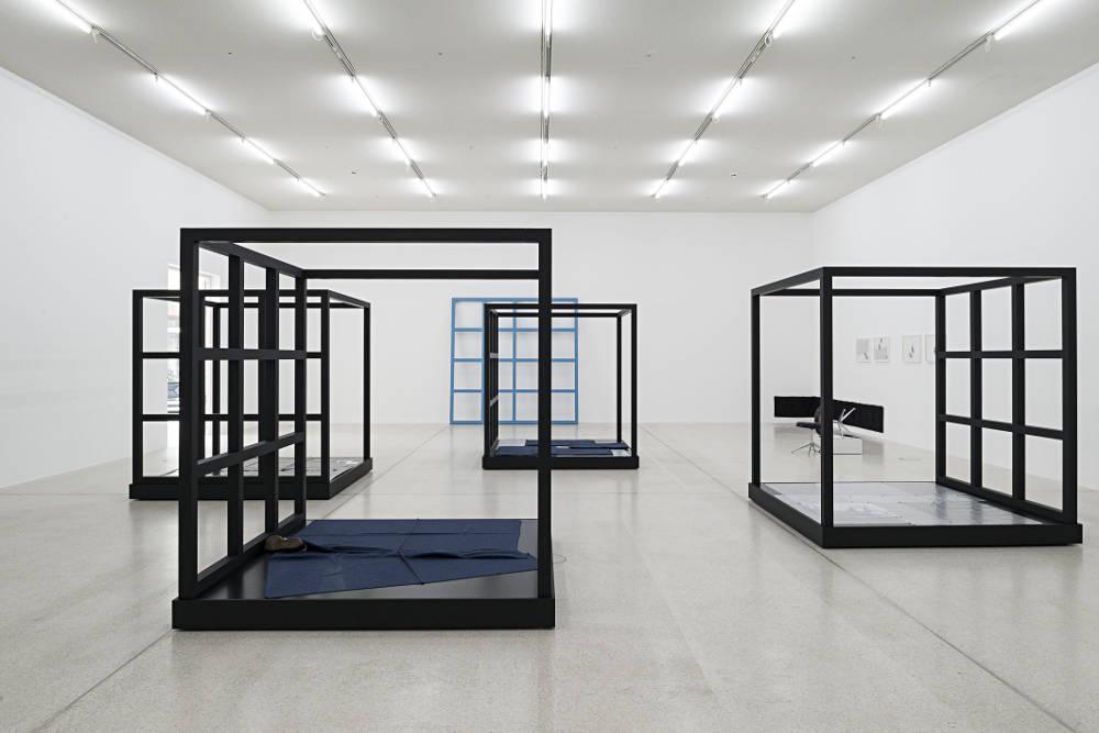Tom Burr at Westfälischer Kunstverein
