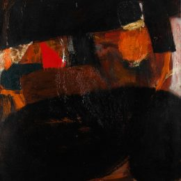 Albert Irvin: Early Works 1950-1970 @Whitford Fine Art, London  - GalleriesNow.net