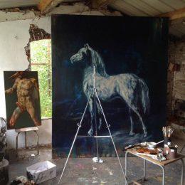 Matthieu Ronsse: Quand je suis venu au monde, j'étais ton oeuf @VNH Gallery, Paris  - GalleriesNow.net