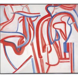 Willem de Kooning: Late Paintings @Skarstedt, London, London  - GalleriesNow.net