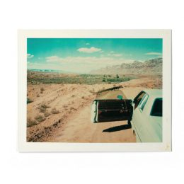 Instant Stories: Wim Wenders' Polaroids @The Photographers' Gallery, London  - GalleriesNow.net