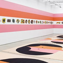Polly Apfelbaum: The Potential of Women @Alexander Gray Associates, New York  - GalleriesNow.net